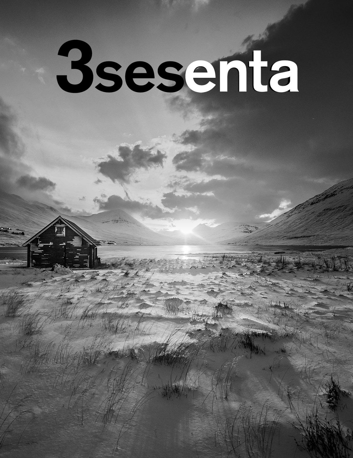 Reportaje revista 3sesenta Islandia